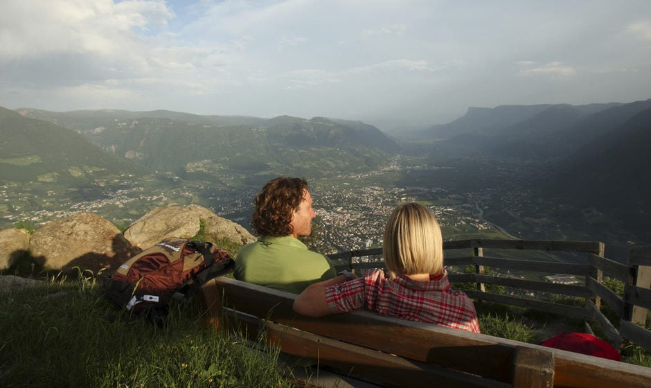 Merano and surroundings – a mountain world of contrasts