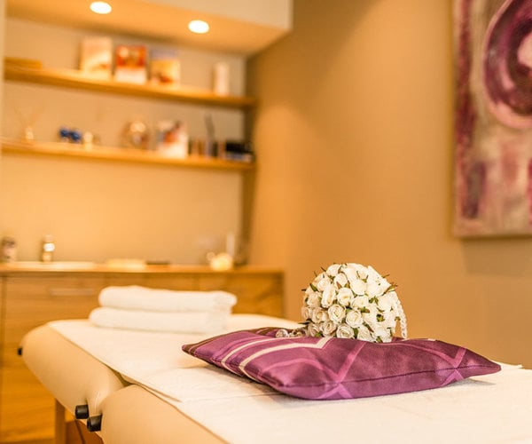 Impressions of our wellness area
